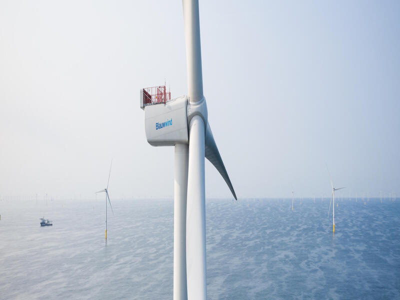 Image 2-Borssele III and IV Offshore Wind Power Project
