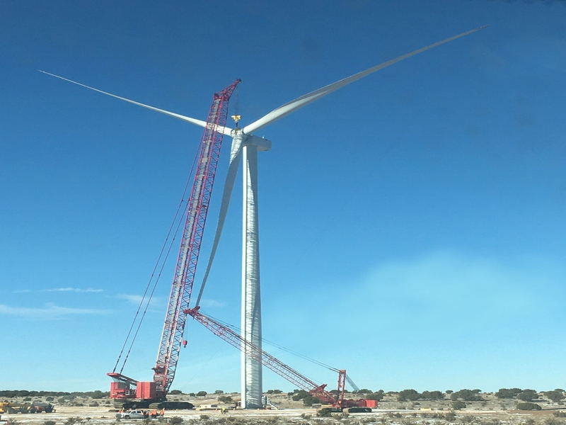 Western Spirit turbine