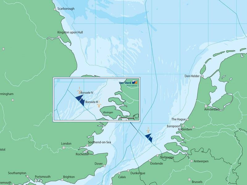 Image 3-Borssele III and IV Offshore Wind Power Project