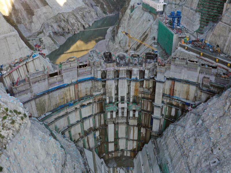 Image 3-Yangfanggou Hydropower Station