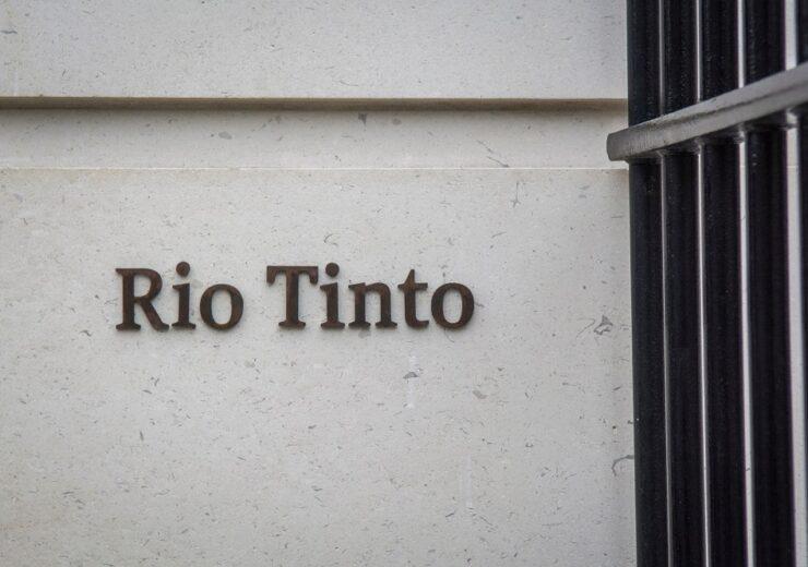 Rio Tinto - Willy Barton - Shutterstock 1067720183