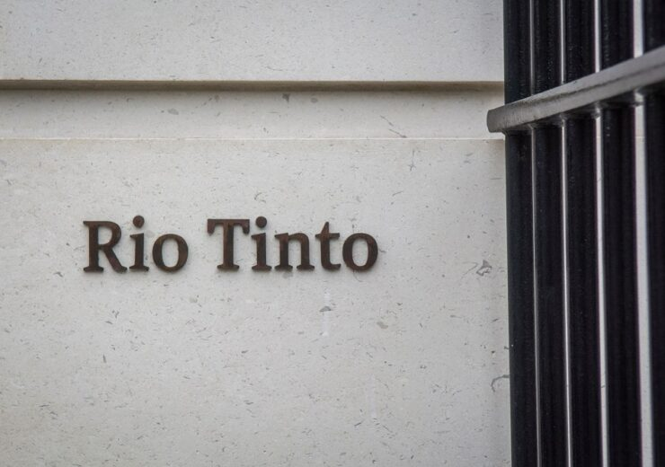 Rio Tinto enters scandium market, targeting production from mining wastes in Canada