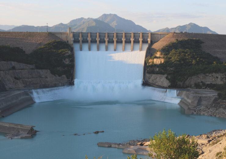 Tarbela Dam Pakistan hydropower - Oozi Bubblez - Shutterstock 1257078913