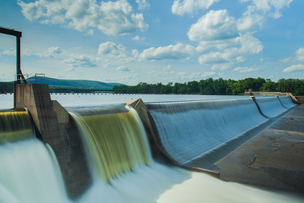 Cyber security hydropower