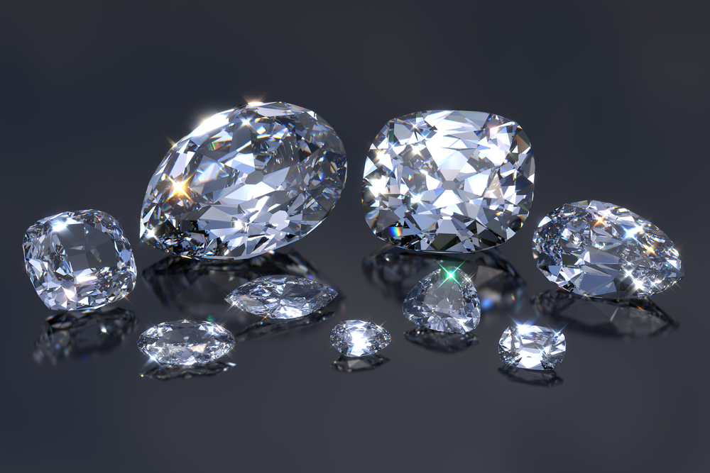 Largest diamonds