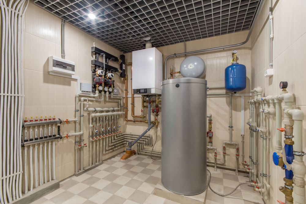 Decarbonise UK heating network