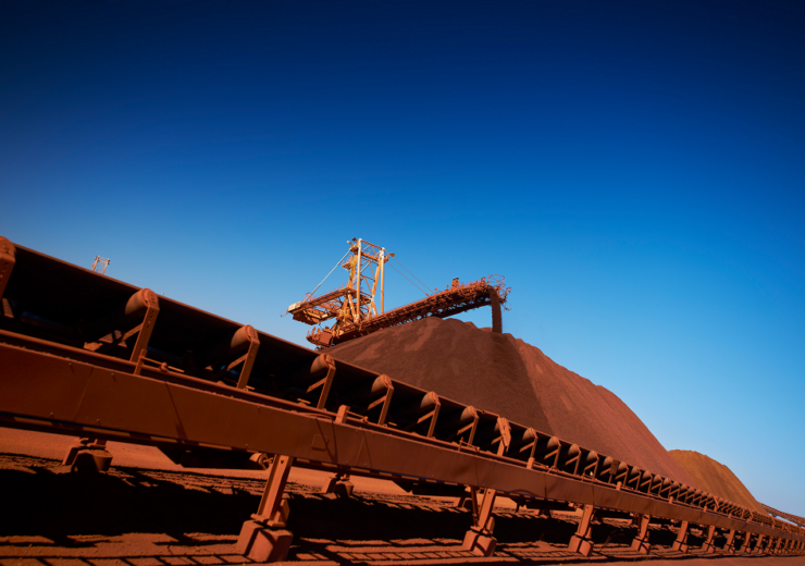 Seven countries with the largest iron ore reserves in the world
