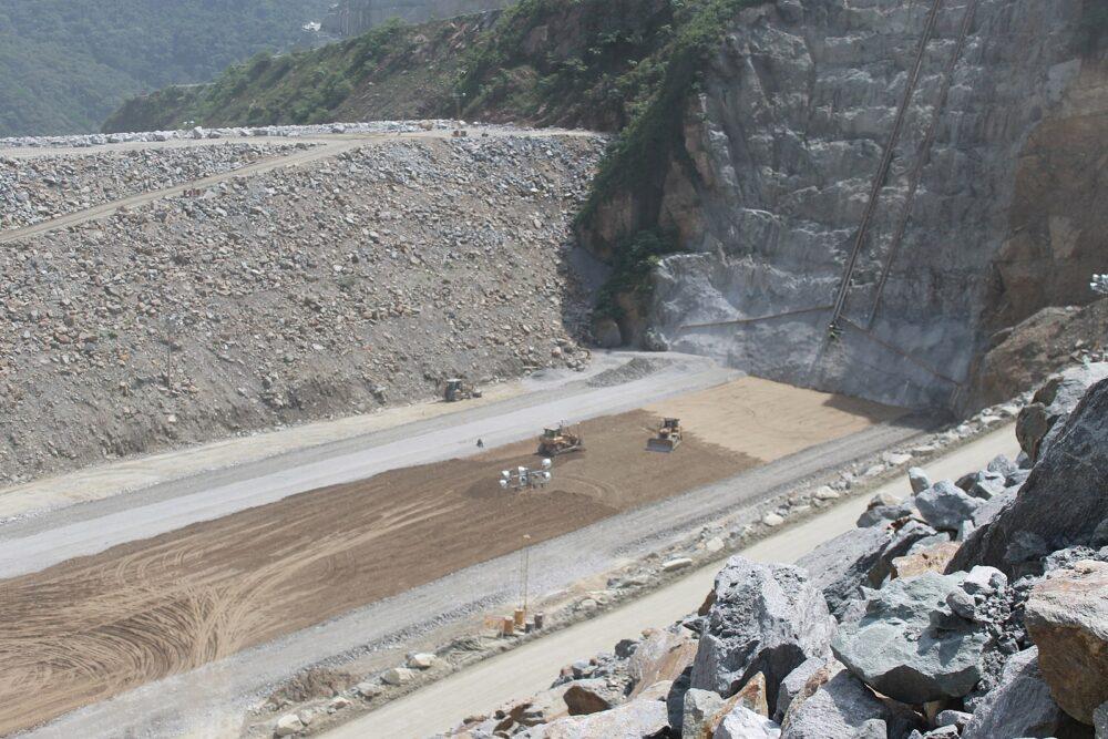 Hydropower developments Latin America
