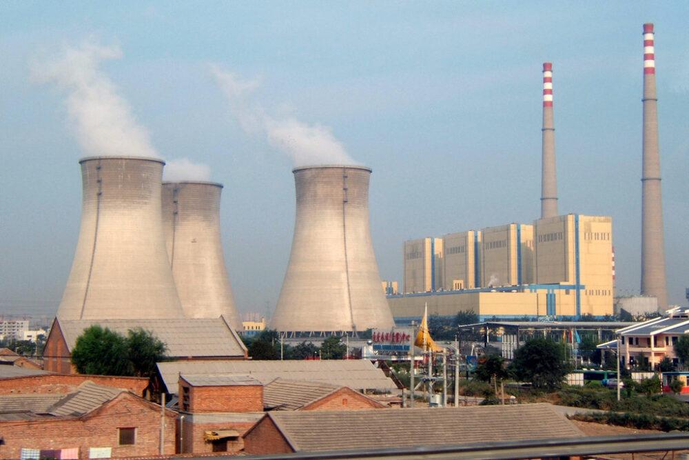 Largest coal plants China