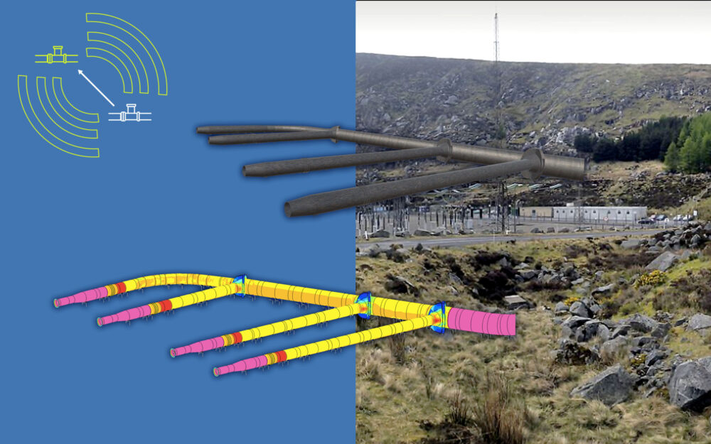 Digital twin technology hydropower
