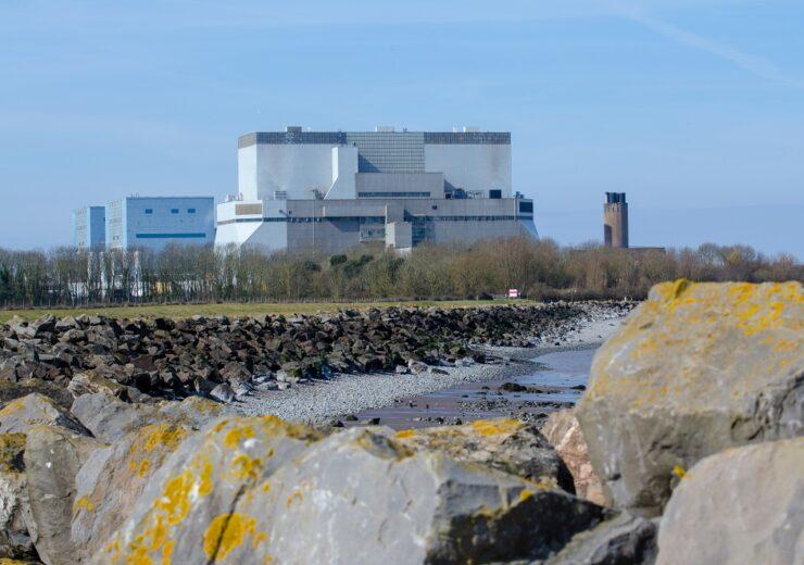 Hinkley Point B power station