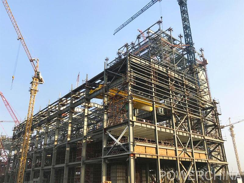 Azsalaam Coal-fired Power Project