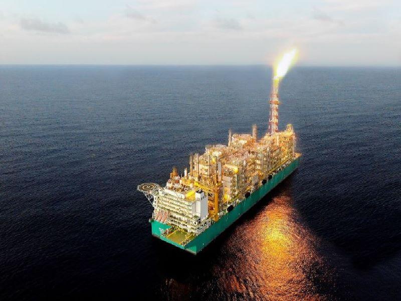 The Petronas FLNG Dua facility is located in the Rotan gas field offshore Malaysia. Image courtesy of Petroliam Nasional Berhad (Petronas).