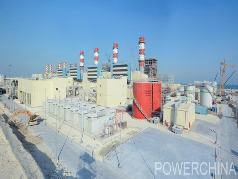 Image 2-Al Dur Independent Water and Power Project Phase II