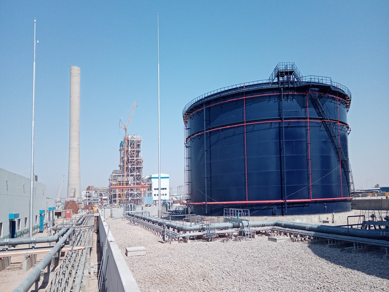 Image 3-Salah Al-din Oil-fired Thermal Power Project