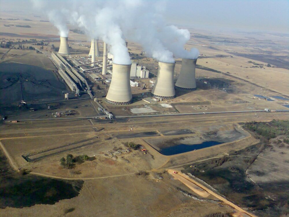 South Africa thermal power