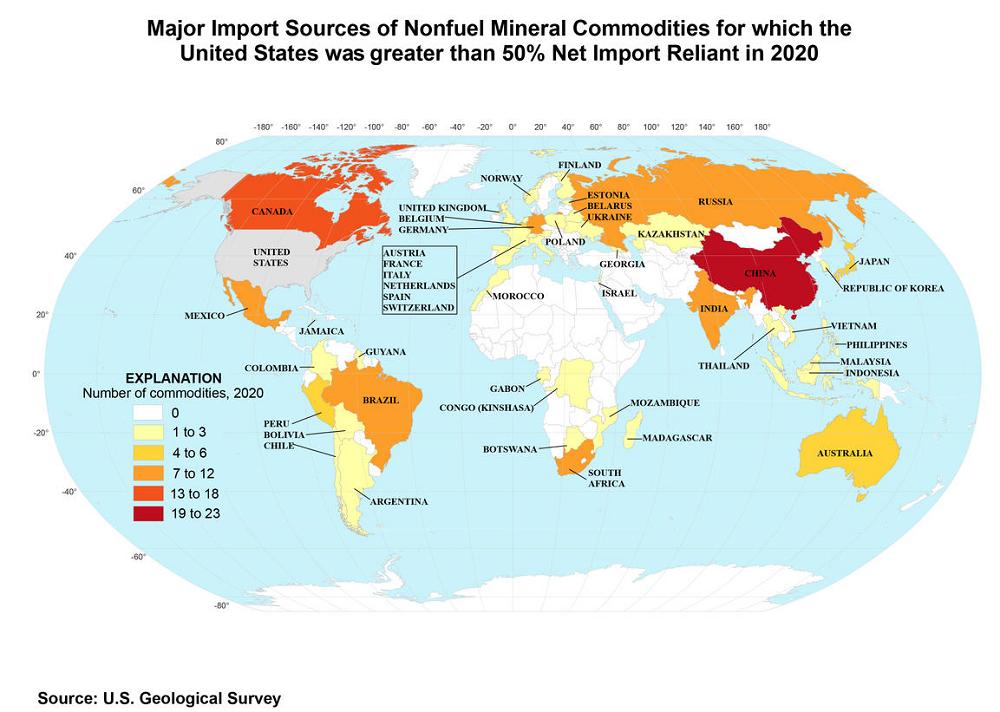 us mining industry