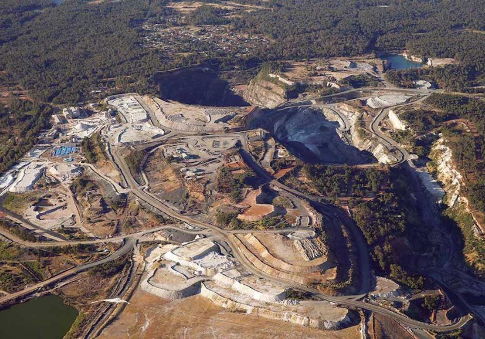 Largest lithium mining companies