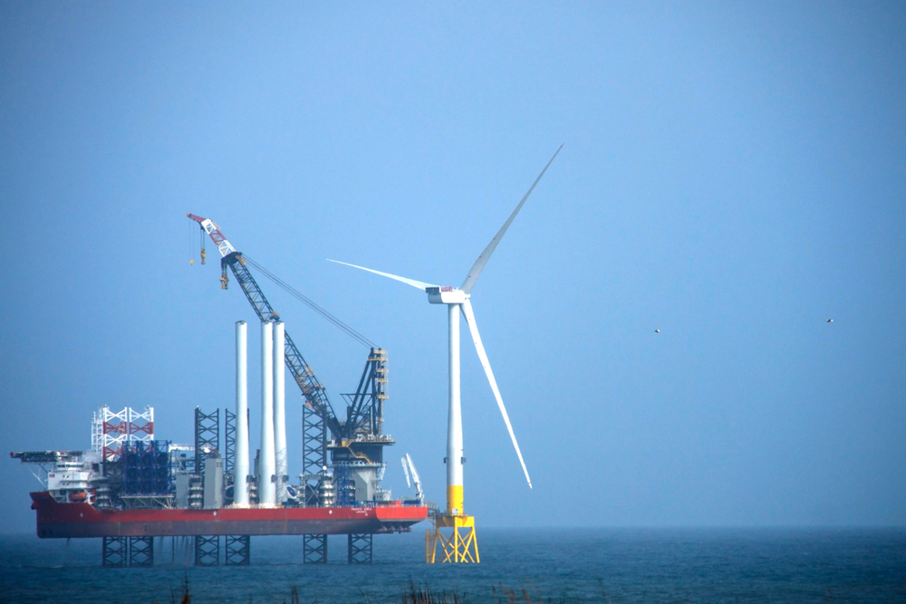 oil companies offshore wind
