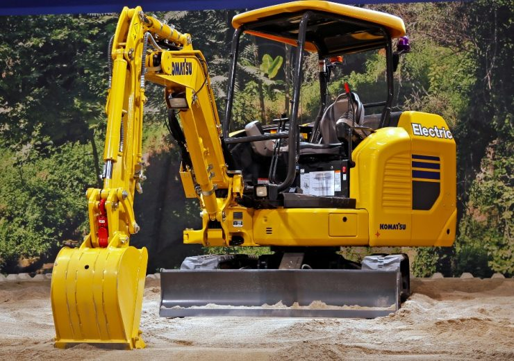 electric equipment vehicles for mining