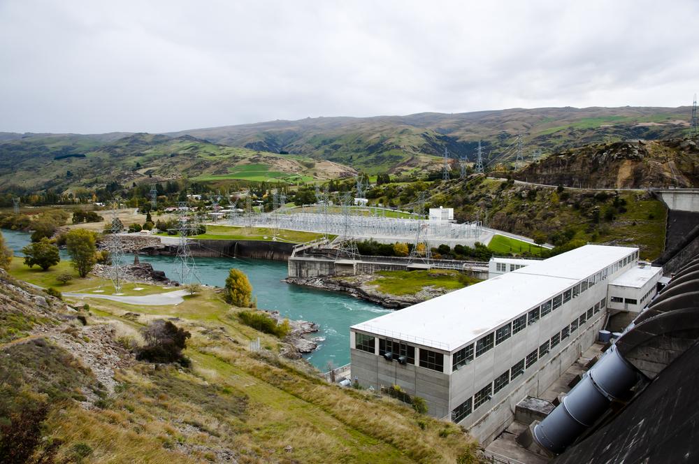 New Zealand pumped storage