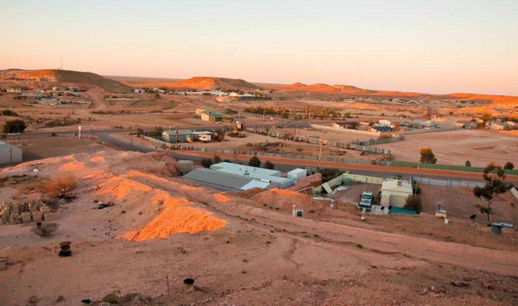 australia mining covid
