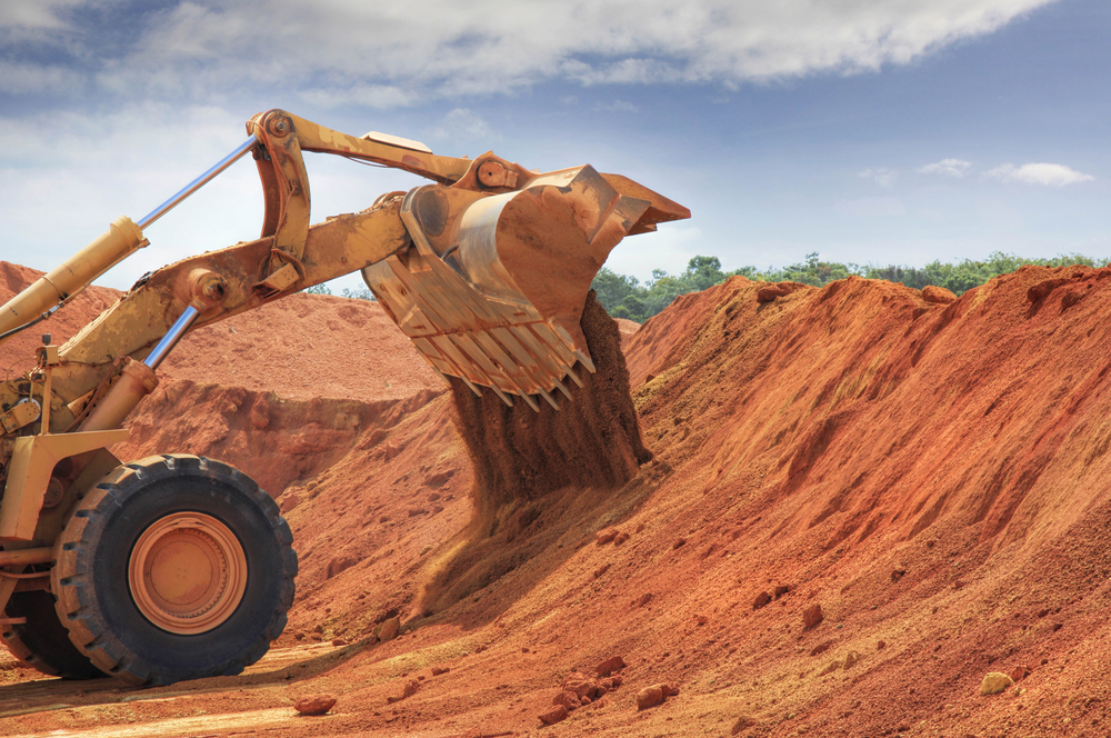 Bauxite exporting countries Africa