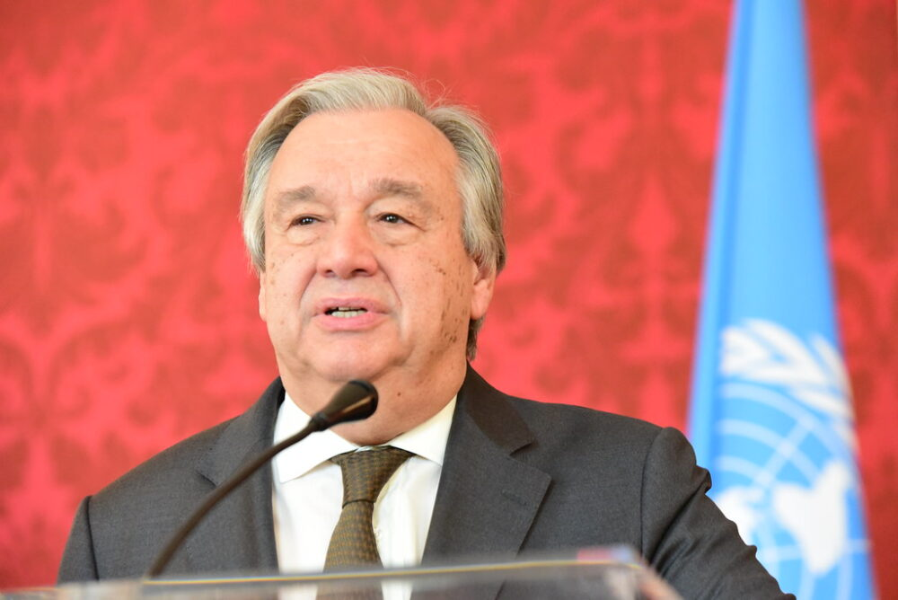 All global coal projects in the pipeline should be cancelled, urges UN chief