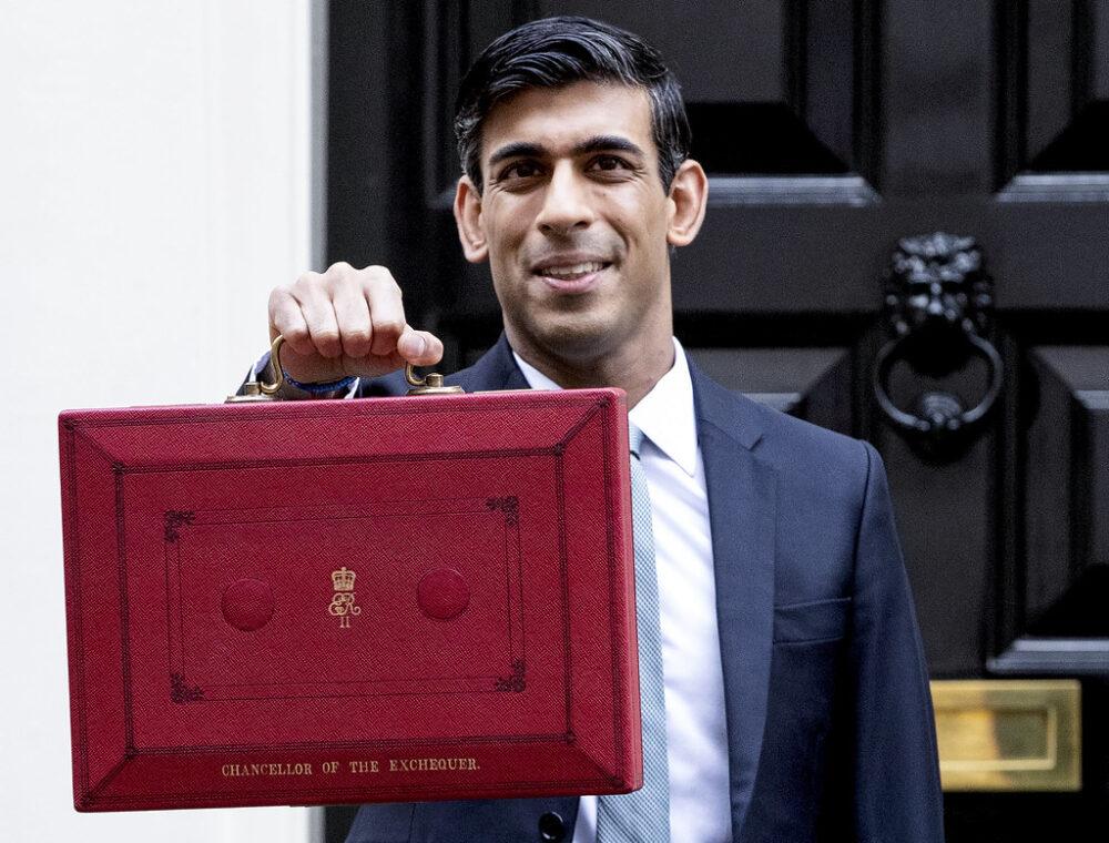 UK Budget energy