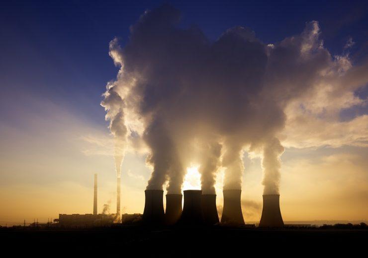 Coal power station - kamilpetran - Shutterstock 560510965