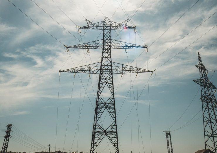 Electric transmission grid power