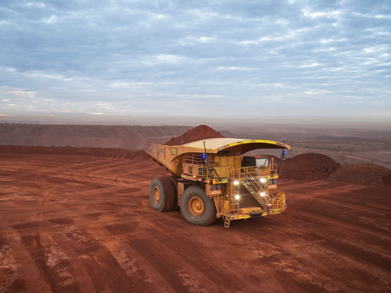 Chichester Hub Iron Ore Operations, Pilbara
