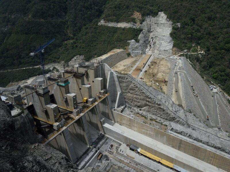 Image 1-Ituango Hydroelectric Power Project