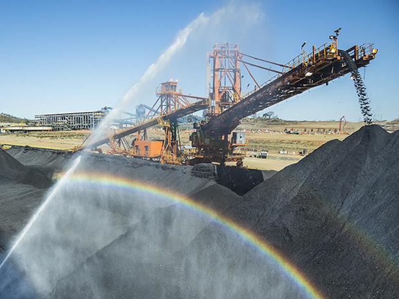 Image 1- Moatize coal mine