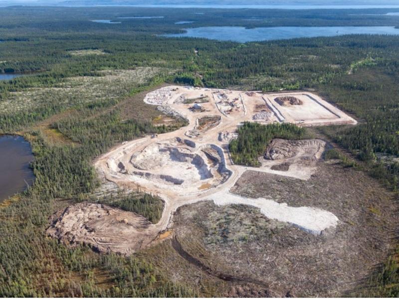 Nechalacho Rare Earth Mining Project