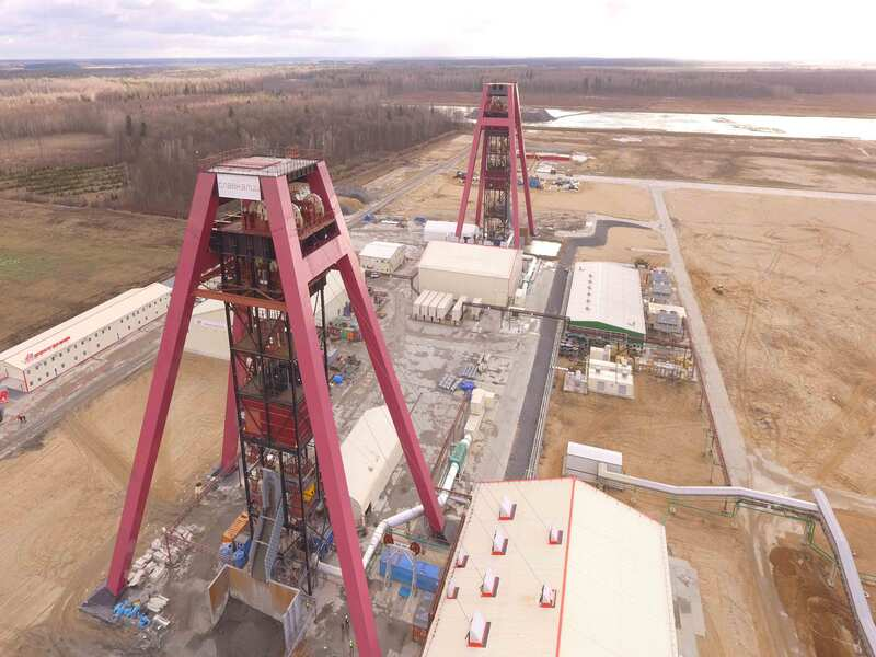 Nezhinsky Potash Mine