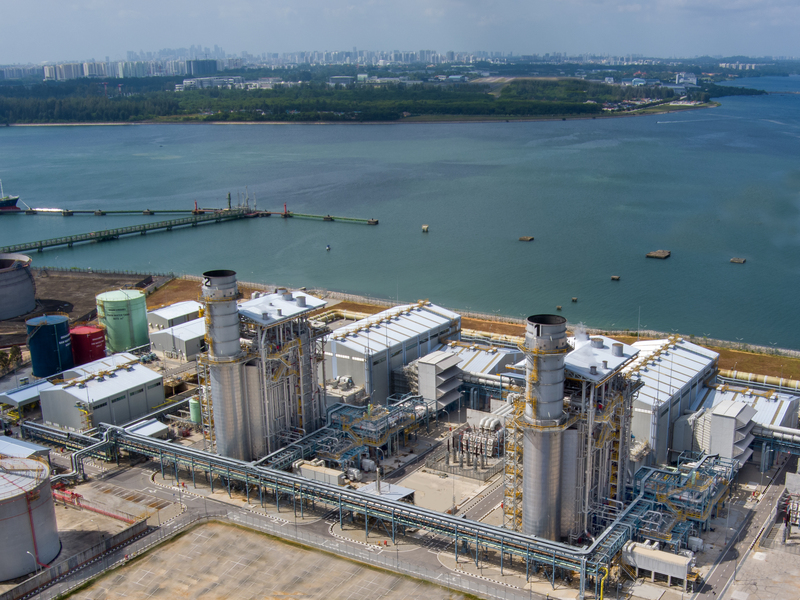 Track 4A Combined-Cycle Power Project