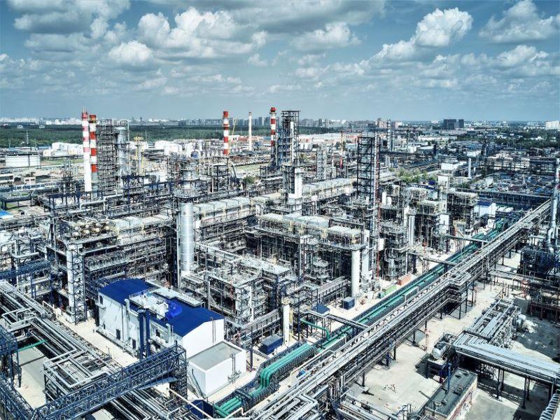Image 1_Gazprom Neft Moscow Refinery, Russia