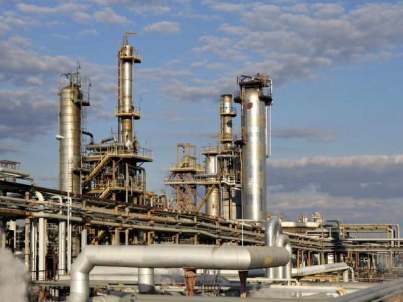 Lukoil ISAB Refinery