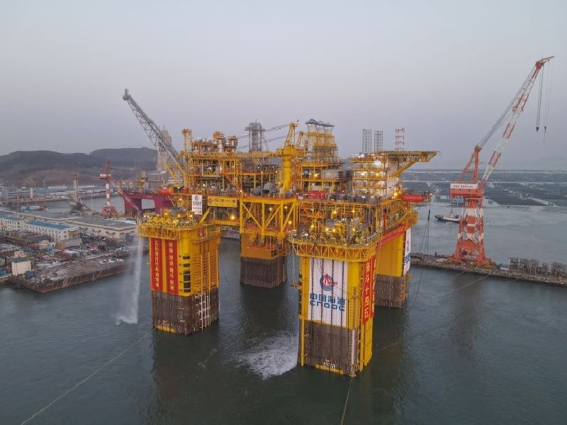 Lingshui 17-2 Gas Field Development