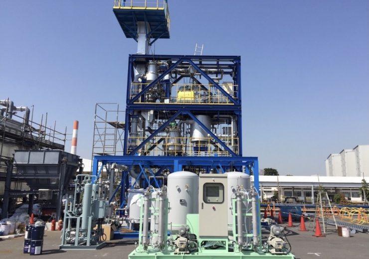 Ways2H, JBEC launch renewable hydrogen production facility in Japan