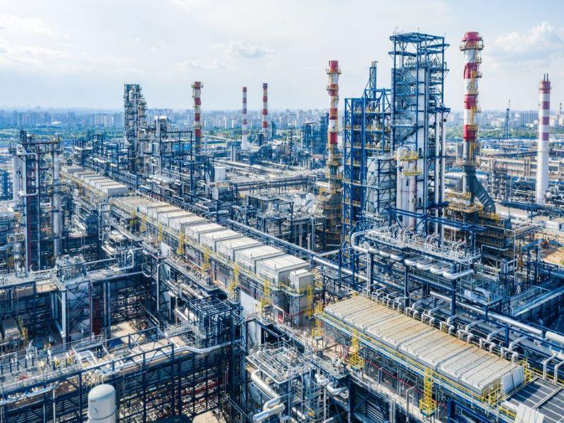 Gazprom Neft Moscow Refinery Modernisation