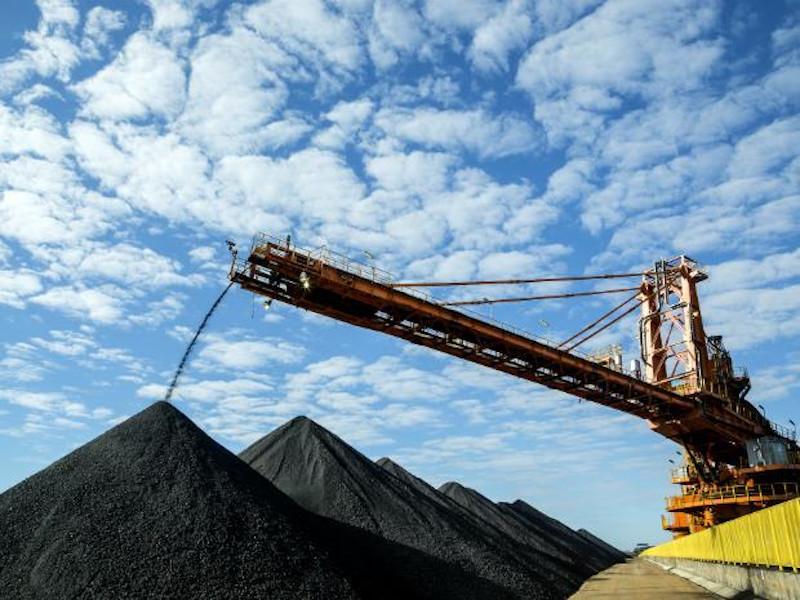 Moatize Coal Mine
