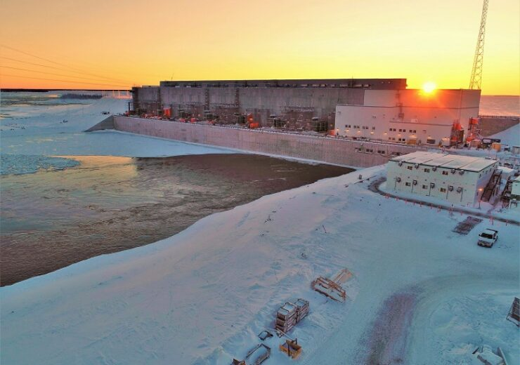 Bechtel Keeyask Generating Station