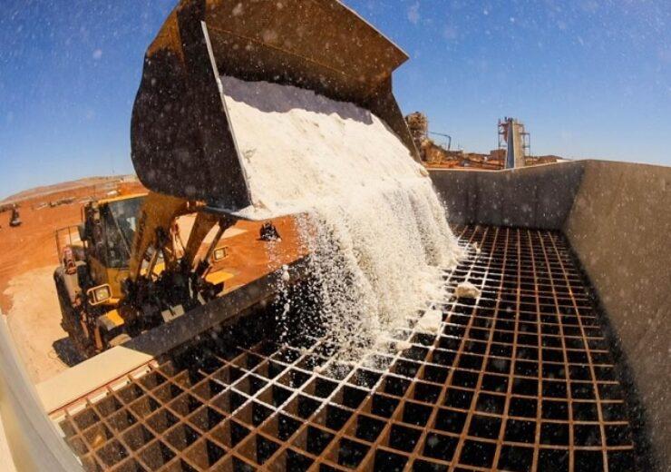 Lake Way Project process plant