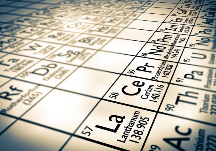 Rare earth elements - Antoine2K - Shutterstock 370323512