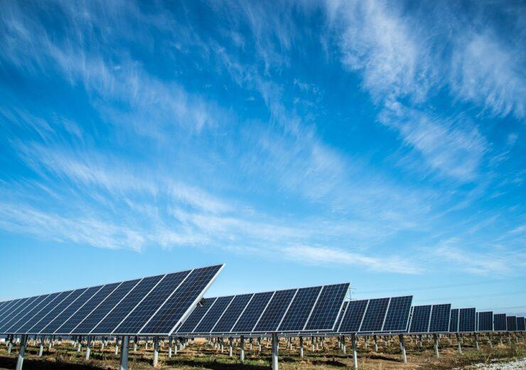 Solar power energy panel