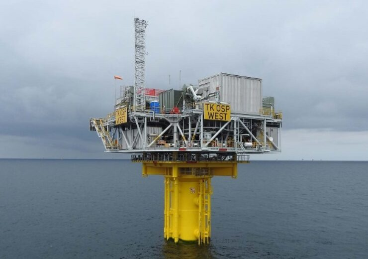 RWE produces first power from 857MW Triton Knoll offshore wind farm
