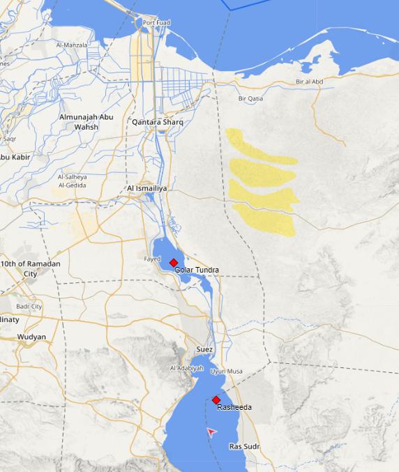 Suez Canal blockage oil