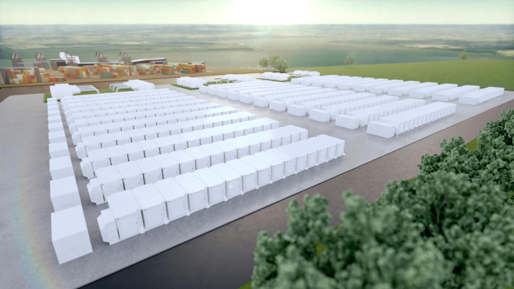 Energy storage developments